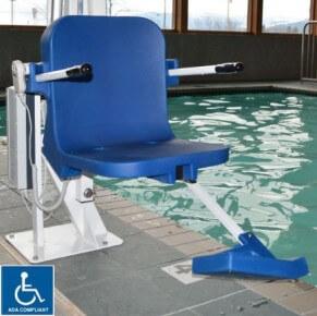 ADA Pool Lift Litigation in California